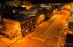3am (rellet17) Tags: winter ohio night dark downtown toledo winterfest