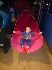 McDonalds PlayPlace (heytampa) Tags: playing playground hey slide mcdonalds sliding paxton playplace