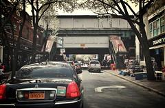 Roosevelt Avenue (paseando...) Tags: ny newyork subway queens rooseveltav