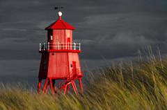 Herd Groyne Lighthouse, South Shields (DM Allan) Tags: pier tyne southshields groyne southtyneside littlehave herdlighthouse