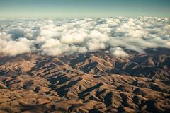 Madagascar Aerial Landscape.