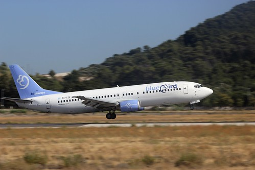 BLUE BIRD 737-400 SX-TZE(cn2857)