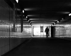 (tfading) Tags: street streetphotography tunnel trainstation hanau streetfotographie thomasfading