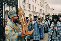 133. Встреча Почаевской иконы Б.М. 2006 г
