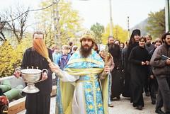 15. Крестный ход на Покров 1995 г