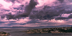 Painted Clouds (NicholasShore *I IGNORE CONTACT-COLLECTORS*) Tags: from travel sky cloud car clouds painted sony croatia porn dramaticsky cloudporn dt ssm fromcar paintedsky a77 crikvenica 1650f28 alpha77 201409 slta77v sonydt1650f28ssm dt1650f28ssm september2014 croatia201409publicselection