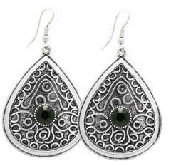 Glimpse of Malibu Green Earrings P5810-4