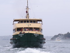 IMG_0790 Manly Ferry Freshwater. (Boat bloke) Tags: canon boat ship sydn