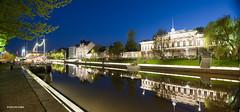 Turku__DSC8329.1 (vesa_aaltonen) Tags: beautiful night suomi finland river cityscape silent turku aura maisema urbanlandscape aurajoki kaunis rauhallinen kaupunkimaisema