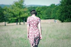 P1050164 (Tomoko Sitch TREHARD) Tags: park summerdress