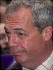 UKIP's Nigel Farage comes to Bolton (Pitheadgear) Tags: uk northwest euro politics eu lancashire bolton politicians referendum rightwing europeanunion voting canvassing ukip ukindependenceparty nigelfarage leavetheeu brexit