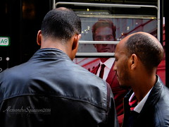 White and black in color (Alessandro Squassoni) Tags: street italy milano streetphotography streetphoto