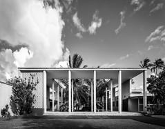 Bachman Hall (Chimay Bleue) Tags: house home hawaii hall university uh manoa vladimir bachman ossipoff