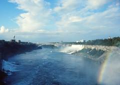 Rainbow at Rainbow Bridge (Stabbur's Master) Tags: statepark bridge newyork niagarafalls waterfall rainbow falls rainbowbridge niagarafallsstatepark famousbridges newyorkstatepark