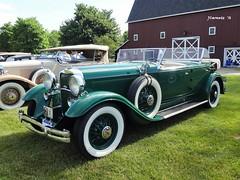 1931 Lincoln Model K Dual-Cowl Phaeton by Murphy (JCarnutz) Tags: 1931 lincoln phaeton gilmorecarmuseum modelk dualcowl cccagrandclassic