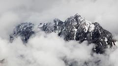 IMG_9920 (michaelmuc79) Tags: berg germany deutschland nebel wolken berge zugspitze schneefernerhaus