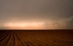 Big Spring, Texas (Justin Terveen) Tags: storm westtexas turbine windfarm txwx dsc44611800