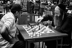 The Jewish Move (CVerwaal) Tags: usa ny newyork chess games jews bryantpark olympusem5 lumixgvario1235f28