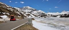 The Lake is still frozen (Hugo von Schreck) Tags: lake berg see outdoor sanbernadino tamron28300mmf3563divcpzda010 canoneos5dsr hugovonschreck