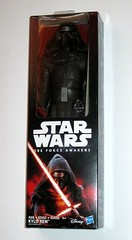 kylo ren star wars the force awakens titan heroes 12 inch action figure hasbro 2015 misb a (tjparkside) Tags: red star inch order force cross mask ben 1st action helmet large first 7 seven solo hero figure cape ren hood sw cloak lightsaber heroes wars 12 titan figures sith basic episode ep lightsabers vii twelve hasbro disnet tfa 2015 awakens misb kylo theforceawakens