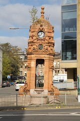 Cameron Memorial Fountain (itmpa) Tags: fountain scotland memorial glasgow charingcross listed 1890s 1896 sauchiehallstreet categoryb clarkebell woodsidecrescent cameronmemorialfountain tomparnell itmpa archhist charlescameronmp