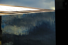 Mann Island (stephenbryan825) Tags: reflection glass contrast liverpool buildings graphic roofs selects mannisland