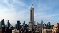 The city is mine (Jun) Tags: city summer panorama usa newyork colour manhattan streetphotography ciudad roadtrip east panoramica roadtripusa empirestate estados unidos