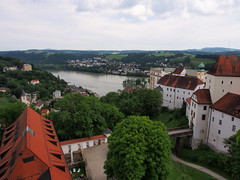 P5280493 (photos-by-sherm) Tags: museum germany spring high panoramic views fortifications defensive veste hilltop passau oberhaus