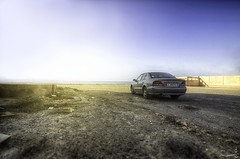 Yet to Explore - Dhukhan- Qatar (zai Qtr) Tags: road light sky abandoned colors car nikon bright outdoor tokina journey hdr 2022 clors galante dukhan qatarliving umbab exploreqatar zaiqtr