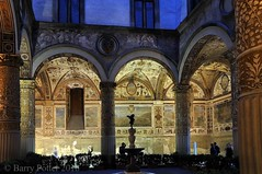 Palazzo Vecchio, Firenze (Barry Potter (EdenMedia)) Tags: italy florence nikon firenze barrypotter d90 edenmedia