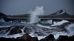 10 Most Breathtaking Highways Of The World (visvaghose) Tags: atlanticoceanroadnorway theworld
