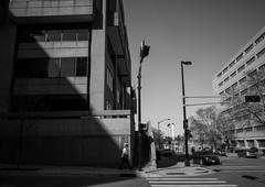 (patrickkuhl) Tags: street people blackandwhite monochrome wisconsin blackwhite shadows 28mm streetphotography madison gr madisonwi ricoh ricohgr wisco wisc