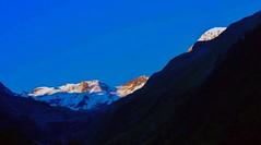 Early morning on the Alps (giorgiorodano46) Tags: luglio2016 july 2016 giorgiorodano nikon solda sulden alpenglow parconazionaledellostelvio mattino morning alps alpen alpes alpi altoadige sudtirolo sun sole suldenspitze granzebr nationalparkstilfserjoch