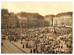 00946u (DenjaChe) Tags: dresden sachsen 1900 postcards 1900s postkarten ansichtskarten