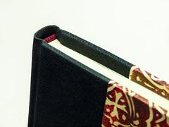 A5 notebook black & red (Armand K) Tags: handbound wwwinvariabiliacom bookbinding invariabilia handmade italy it