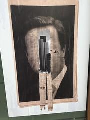 Crumbling Cameron (Matt From London) Tags: city streetart peeling tower42 davidcameron