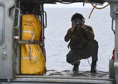 160815-N-YR245-118 (U.S. Pacific Fleet) Tags: boxarg13meu16 ussboxerlhd4 amphibiousreadinessgroup 13thmarineexpeditionaryunit 13thmeu usmarines usnavy cpr1 flightoperations mh60sseahawk us7thfleet celebessea