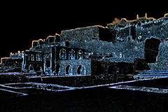 India - Telangana - Hyderabad - Golconda Fort - 39b (asienman) Tags: india telangana hyderabad golconda fort asienmanphotography asienmanphotoart