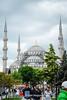 Blue Mosque1-0489rw (Luciana Adriyanto) Tags: travel turkey istanbul museum ayasofya hagiasofia flowers v1olet lucianaadriyanto