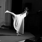 Performance Art BW 023