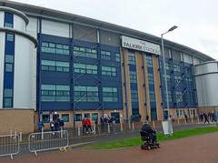 Falkirk Stadium (Majorshots) Tags: falkirk stirlingshire scotland falkirkfc falkirkfootballclub ladbrokesscottishchampionship