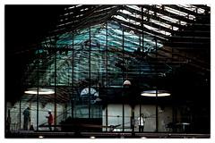 Terminal. (sdupimages) Tags: trains architecture station eurostar terminal gare