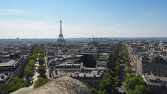 P9272229 () Tags:   paris france  triomphe triumph arc de ltoile arcdetriomphedeltoile  la tour eiffel latoureiffel lattice tower latticetower