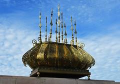 Mohammed V tomb 4 (PhillMono) Tags: nikon dslr d7100 mohammed v tomb art architecture mausoleum morocco rabat islamic tradition monarchy royalty