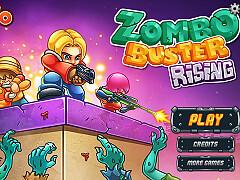 殭屍毀滅者2(Zombo Buster Rising)