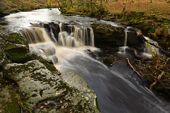 Walking On Ayre (Feversham Media) Tags: yorkshire waterfalls northyorkmoors nationalparks northyorkshire goathland northyorkmoorsnationalpark nellyayrefoss westbeck