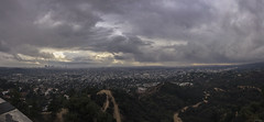 Griffith Observatory Panoramic (Jason Scheier) Tags: sky skyline la losangeles panoramic observatory griffith epic