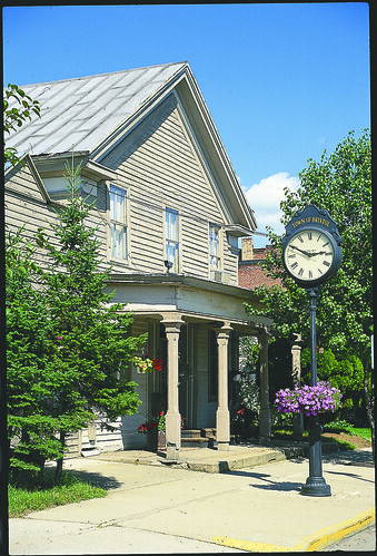 Buy Static Caravan >> The Town of Bristol: Elkhart County, Northern Indiana | Heritage Trail Adventures