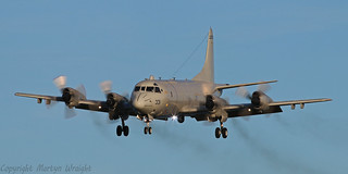 Lockheed US Navy P3 - Orion