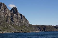 Lofoten (Jowisth) Tags: ocean norway circle island islands norge may arctic mai fjord northern lofoten nordnorge hav norvege svolvr 2014 northernnorway austvgy vgan austvgya